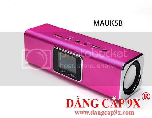 Loa mini a nng cng sut ln Music Angel JH-MAUK5B