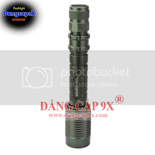 n pin siu sng TrustFire Z5 Cree XM-L T6 5-Mode 1600-Lumen 